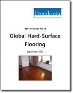 Global Hard Surface Flooring - Demand and Sales Forecasts, Market Share, Market Size, Market Leaders