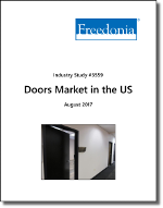 Doors Market in the US by Material, Product, Market and Region - The Freedonia Group - Industry Market Research