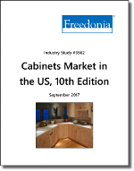 Cabinets in the US by Product, Market, Application, Construction Method, Material and Region, 10th Edition - The Freedonia Group - Industry Market Research