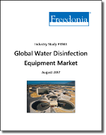 Global Water Disinfection Equipment by Type, Market and Region - The Freedonia Group - Industry Market Research