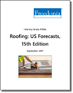 Roofing: US Forecasts by Product, Market and Subregion - The Freedonia Group - Industry Market Research