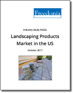 Landscaping Products in the US by Product, Market, Application, End User and Region - The Freedonia Group - Industry Market Research