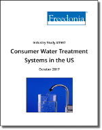 Consumer Water Treatment Systems - Demand and Sales Forecasts, Market Share, Market Size, Market Leaders