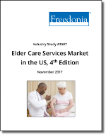 Elder Care Services in the US by Service, Provider, Payment Source and Region, 4th Edition - The Freedonia Group - Industry Market Research