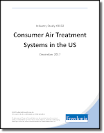 Consumer Air Treatment Systems in the US by Technology, Product and Region - The Freedonia Group - Industry Market Research