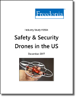 Safety & Security Drones in the US by Equipment, Software and Services - The Freedonia Group - Industry Market Research
