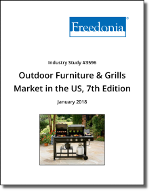 Outdoor Furniture & Grills in the US by Product, Market and Region, 7th Edition - The Freedonia Group - Industry Market Research