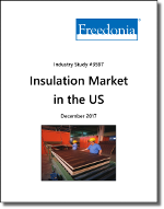 Insulation in the US by Material, Market and Region, 12th Edition - The Freedonia Group - Industry Market Research