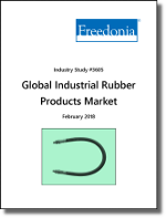 Global Industrial Rubber Products by Product and Market, 4th Edition - The Freedonia Group - Industry Market Research