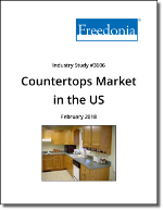 Countertops in the US by Surface Material, Product, Market and Region, 5th Edition - The Freedonia Group - Industry Market Research