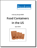 Food Containers in the US by Product, Material and Market, 14th Edition - The Freedonia Group - Industry Market Research