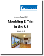 Moulding and Trim - Industry Market Research, Market Share, Market Size, Sales, Demand Forecast, Market Leaders, Company Profiles, Industry Trends
