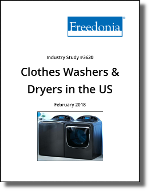 Clothes Washers & Dryers in the US - The Freedonia Group - Industry Market Research