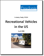 Recreational Vehicles in the US by Product, 6th Edition - The Freedonia Group - Industry Market Research
