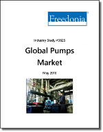 Global Pumps by Region, Market and Product Type, 11th Edition - The Freedonia Group - Industry Market Research