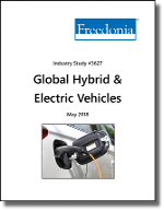 Global Hybrid and Electric Vehicles by Type, Vehicle Segment and Region, 4th Edition - The Freedonia Group - Industry Market Research
