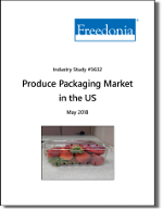 Produce Packaging - Demand and Sales Forecasts, Market Share, Market Size, Market Leaders