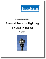 General Purpose Lighting Fixtures in the US by Product, Market and Region, 14th Edition - The Freedonia Group - Industry Market Research