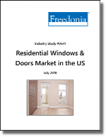 Residential Windows & Doors - Demand and Sales Forecasts, Market Share, Market Size, Market Leaders