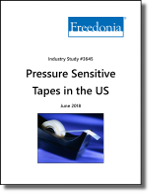 Pressure Sensitive Tapes - Market Size, Market Share, Market Leaders, Demand Forecast, Sales, Company Profiles, Market Research, Industry Trends and Companies