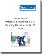 Industrial & Institutional (I&I) Cleaning Chemicals - Demand and Sales Forecasts, Market Share, Market Size, Market Leaders
