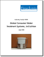 Global Consumer Water Treatment Systems - The Freedonia Group - Industry Market Research