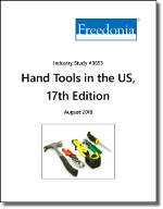 Hand Tools  - The Freedonia Group - Industry Market Research