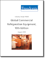 Global Commercial Refrigeration Equipment - The Freedonia Group - Industry Market Research