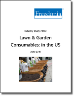 Lawn and Garden Consumables: Consumer Insights - Demand and Sales Forecasts, Market Share, Market Size, Market Leaders