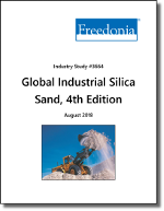 Global Industrial Silica Sand - The Freedonia Group - Industry Market Research