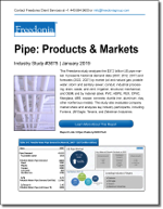 Pipe: Products & Markets - The Freedonia Group - Industry Market Research