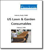 Lawn and Garden Consumables in the US by Market and Product, 9th edition - The Freedonia Group - Industry Market Research