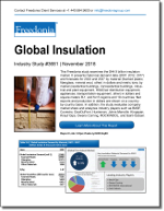 Global Insulation - Demand and Sales Forecasts, Market Share, Market Size, Market Leaders