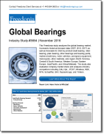 Global Bearings - The Freedonia Group - Industry Market Research