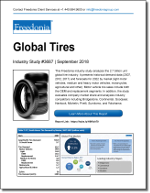 Global Tires - The Freedonia Group - Industry Market Research