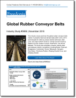 Global Rubber Conveyor Belts - The Freedonia Group - Industry Market Research