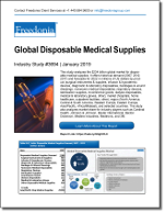 Global Disposable Medical Supplies - The Freedonia Group - Industry Market Research