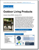 Outdoor Living Products 2019 - The Freedonia Group - Industry Market Research
