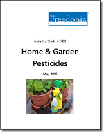 Home and Garden Pesticides in the US by Product and Application, 5th Edition - The Freedonia Group - Industry Market Research