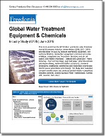 Global Water Treatment Equipment & Chemicals - The Freedonia Group - Industry Market Research