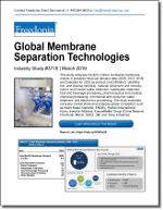 Global Membrane Separation Technologies - The Freedonia Group - Industry Market Research