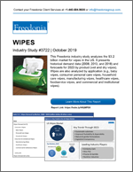 Wipes - The Freedonia Group - Industry Market Research