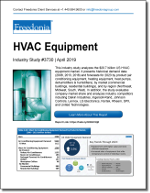 HVAC Equipment - The Freedonia Group - Industry Market Research