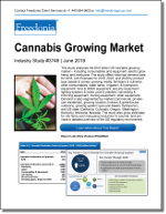 Cannabis Growing Market - The Freedonia Group - Industry Market Research