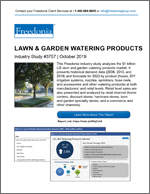 Lawn & Garden Watering Products - The Freedonia Group - Industry Market Research
