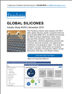 Global Silicones - The Freedonia Group - Industry Market Research