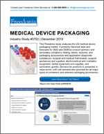 Medical Device Packaging  - Demand and Sales Forecasts, Market Share, Market Size, Market Leaders