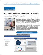 Global Packaging Machinery - The Freedonia Group - Industry Market Research