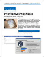 Protective Packaging - Demand and Sales Forecasts, Market Share, Market Size, Market Leaders