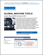 Global Machine Tools - The Freedonia Group - Industry Market Research